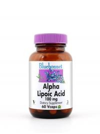 Alpha Lipoic Acid 100 mg Vcaps - Product Image