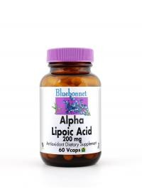Alpha Lipoic Acid 200 mg Vcaps - Product Image