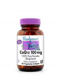 CoQ10 100 mg Vegetarian Softgels - Product Image