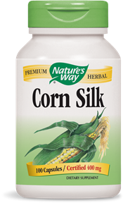 Corn Silk 100 Capsules - Product Image