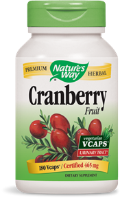 Cranberry Fruit 180 Vcaps - Product Image