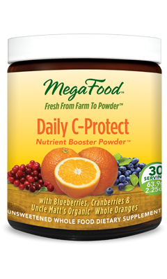 Daily C-Protect Nutrient Booster Powder(TM) (30 servings per container) - Product Image