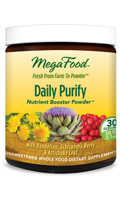 Daily Purify Nutrient Booster Powder(TM) (30 servings per container) - Product Image