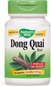 Dong Quai Root Capsules - Product Image
