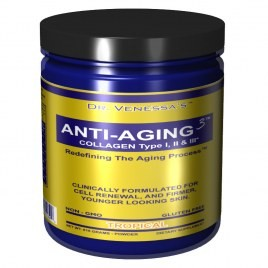 Dr. Vanessa Anti-Aging 3 Collagen Tropical 300G - Product Image