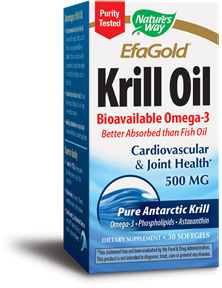 EfaGold® Krill Oil - Product Image