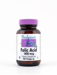 Folic Acid 800 mcg Vcaps - Product Image