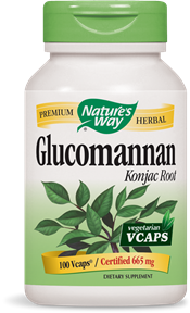 Glucomannan Konjac Root Vcaps - Product Image