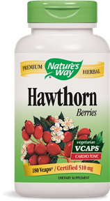 Hawthorn Berries Vcaps - Product Image