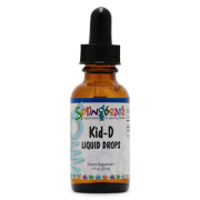 Kid-D Liquid Drops 1OZ Liquid - Product Image