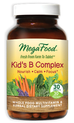 Kid's B Complex 30 Tablets - Product Image