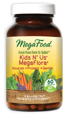 Kid's N' Us(TM) MegaFlora® - Product Image