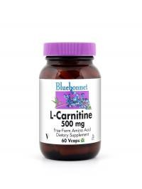 L-Carnitine 500 mg Vcaps - Product Image