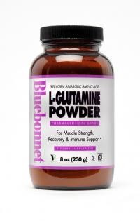 L-Glutamine Powder 8 ounces - Product Image