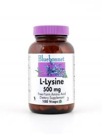 L-Lysine 500 mg Vcaps - Product Image