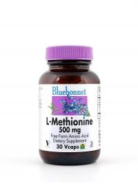 L-Methionine 500 mg 30 Vcaps - Product Image