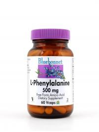L-Phenylalanine 500 mg Vcaps - Product Image