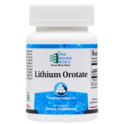 Lithium Orotate 60CT Capsules - Product Image