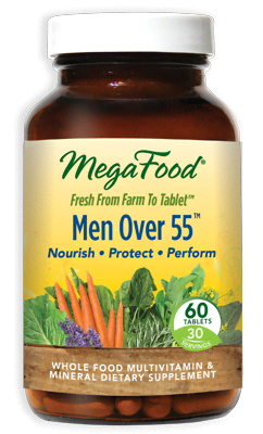 Men Over 55(TM) 60 Tablets - Product Image