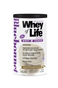 Multi-Action Whey of Life Protein Whey + Casein - Product Image