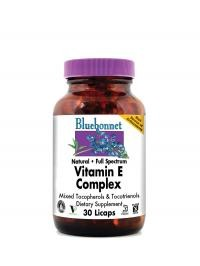Natural o Full Spectrum Vitamin E Complex Licaps - Product Image