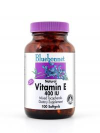 Natural Vitamin E 400 IU Mixed Softgels - Product Image