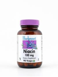 Niacin 100 mg 90 Vcaps - Product Image