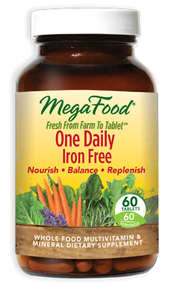One Daily Iron Free - Product Image