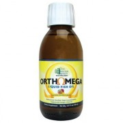 Orthomega® Liquid Fish Oil- Mango 5 FL OZ. - Product Image