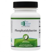 Phosphatidylserine 90CT Soft Gel Capsules - Product Image