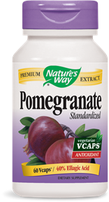Pomegranate Standardized 60 Vcaps - Product Image