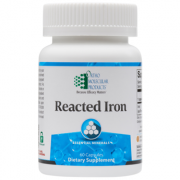 Reacted Iron 60CT Capsules - Product Image