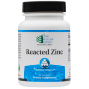 Reacted Zinc 60CT Capsules - Product Image