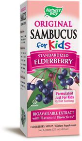 Sambucus for Kids Syrup  - Product Image