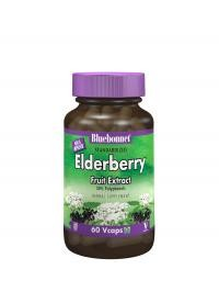 Standardized Elderberry Fruit Extract 60 Vcaps - Product Image