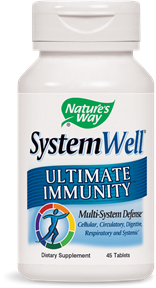SystemWell® Ultimate Immunity(TM) Tablets - Product Image