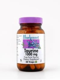 Taurine 1000 mg 50 Vcaps - Product Image
