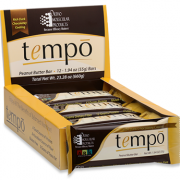 Tempo Bars- Peanut Butter 12CT - Product Image