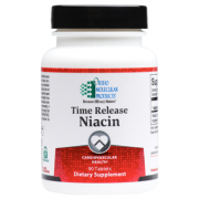 Time Release Niacin 90CT Tablets - Product Image