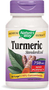Turmeric 60 Vcaps - Product Image