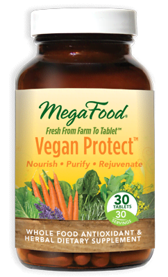 Vegan Protect(TM) 30 Tablets - Product Image