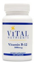Vitamin B12 100 caps - Product Image