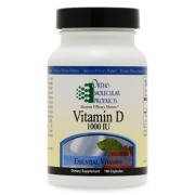 Vitamin D 1,000 IU 180CT Capsules - Product Image